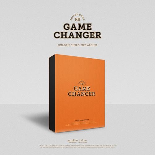 GOLDEN CHILD(골든차일드) - 2집 GAME CHANGER [한정반]