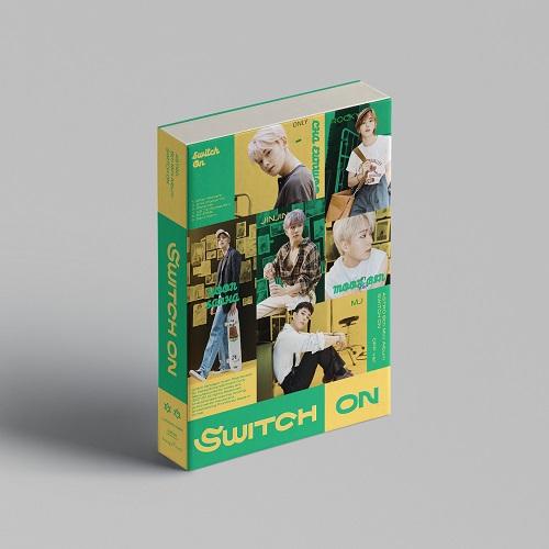 ASTRO(아스트로) - SWITCH ON [Off Ver.]