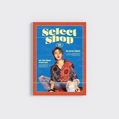 하성운(HA SUNG WOON) - SELECT SHOP [Bitter Ver.]