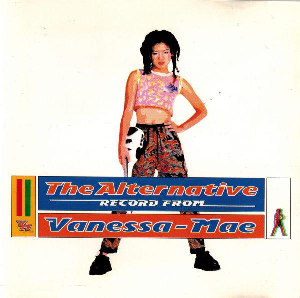 VANESSA MAE - THE ALTERNATIVE RECORD