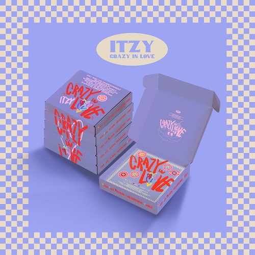 ITZY(있지) - CRAZY IN LOVE [버전랜덤]
