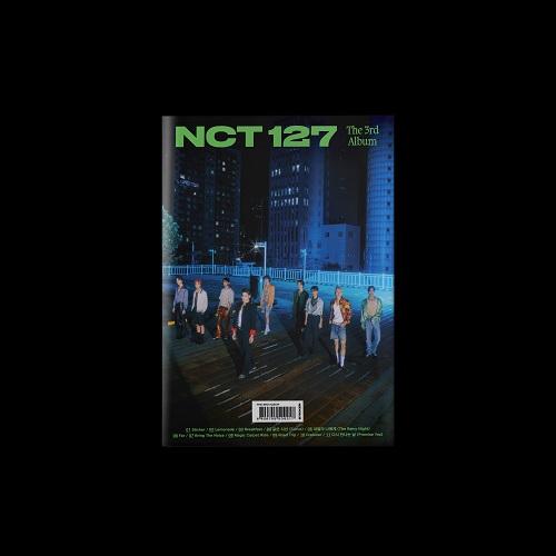 NCT 127(엔시티 127) - 3집 STICKER [Seoul City Ver.]