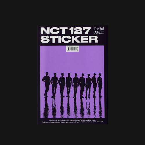 NCT 127(엔시티 127) - 3집 STICKER [Sticker Ver.]