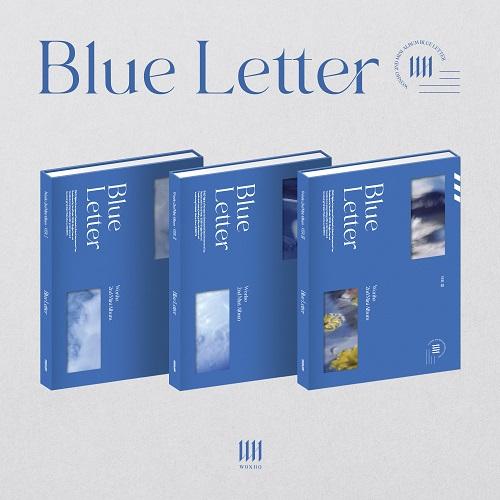 원호(WONHO) - BLUE LETTER [Ver.I]