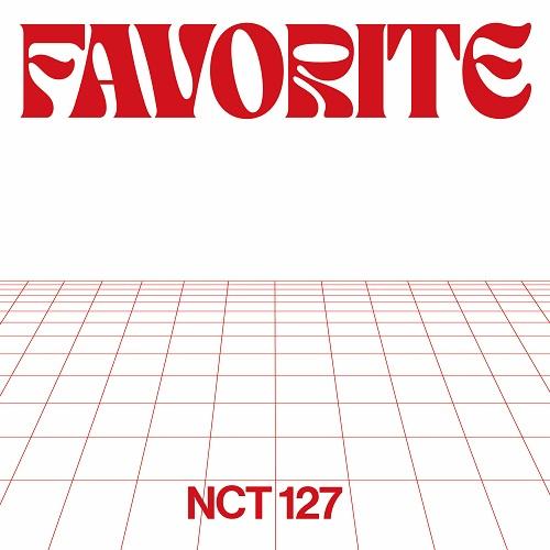 NCT 127(엔시티 127) - 3집 리패키지 FAVORITE [버전랜덤]